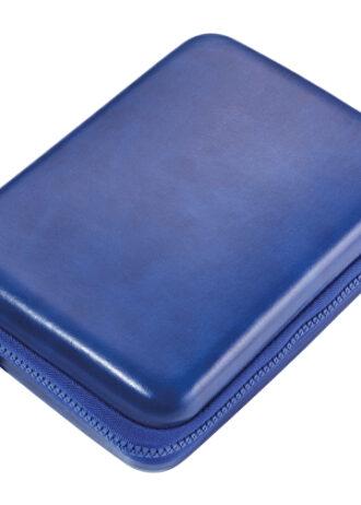 Organizer blu travel case