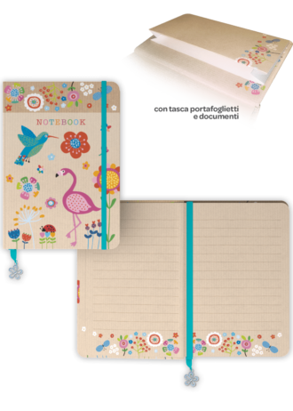 nOTEBOOK piccolo all things